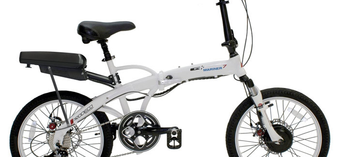 Prodeco Technologies G Plus Mariner 7 Review – The Best  Electric Folding Bicycle?