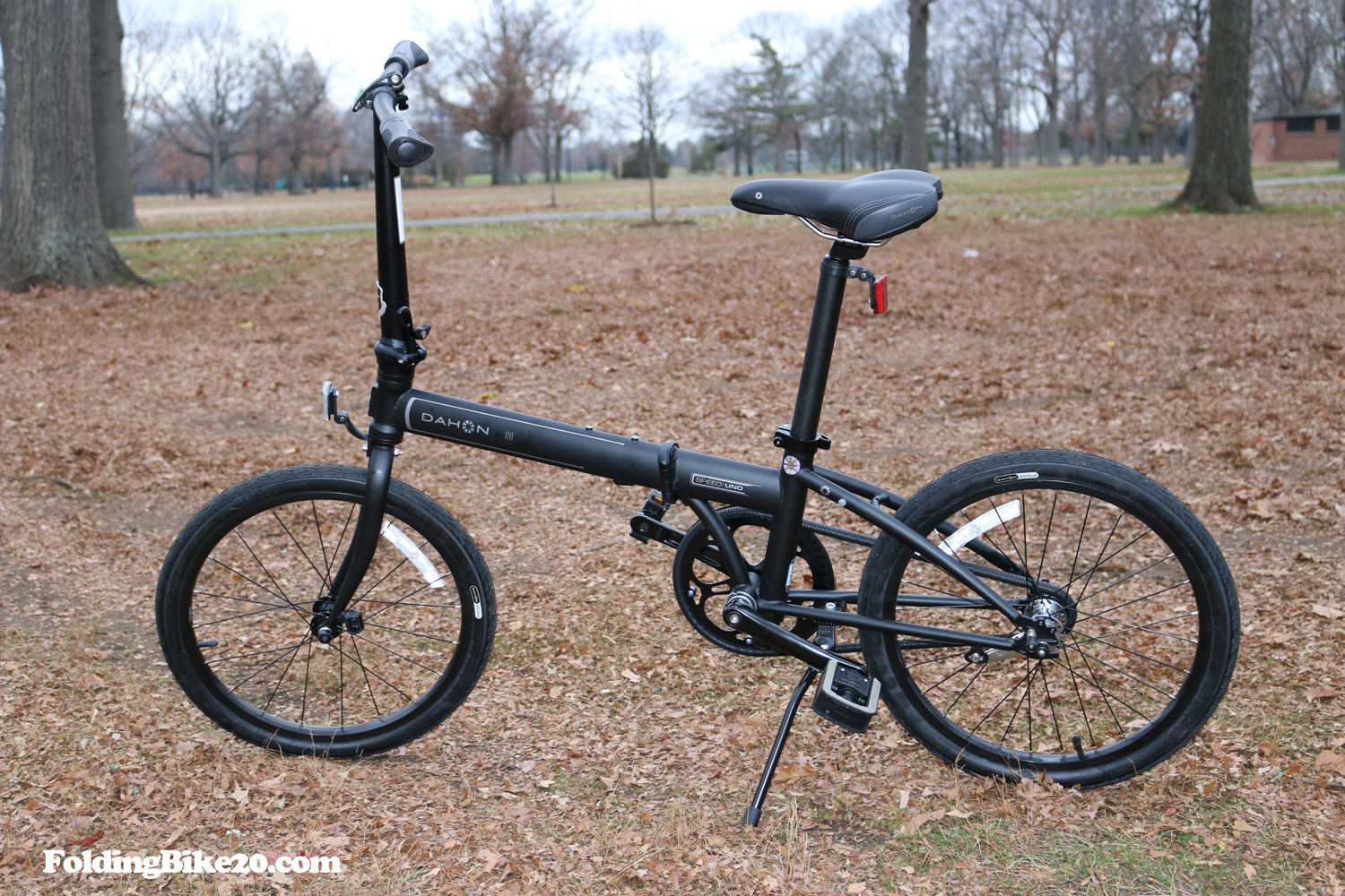 dahon speed uno review a premium single speed folding bike. Black Bedroom Furniture Sets. Home Design Ideas
