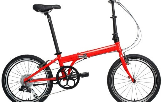 Dahon Speed P8 Folding Bike Review