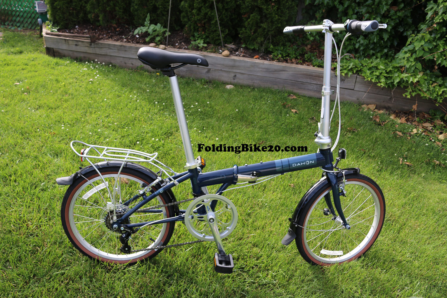 Dahon Speed D7 Folding Bike Review An Easy Compact And