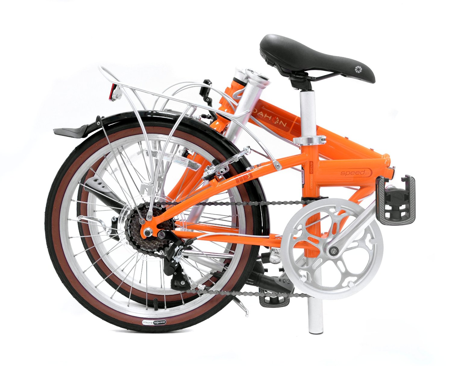 Dahon Speed D7 Folding Bike Review - An Easy, Compact and High ...