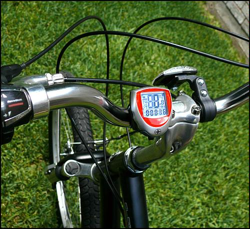 Schwinn-20-Function-Bike-Computer