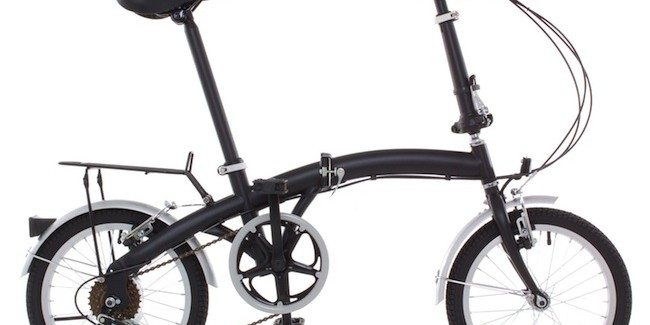APEX Folding Bike Review
