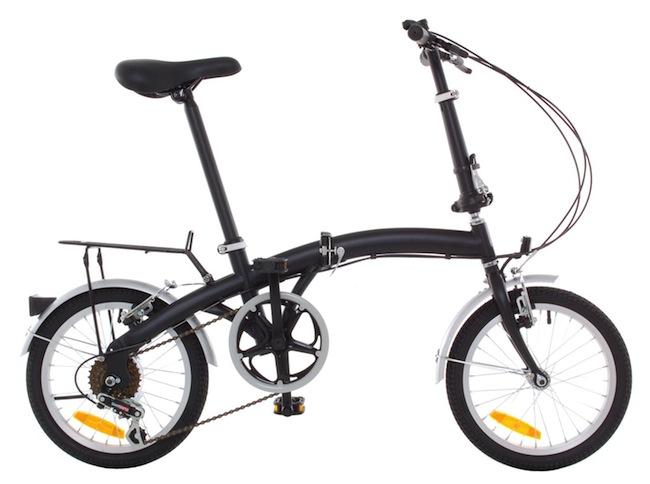 Apex Folding Bike Review