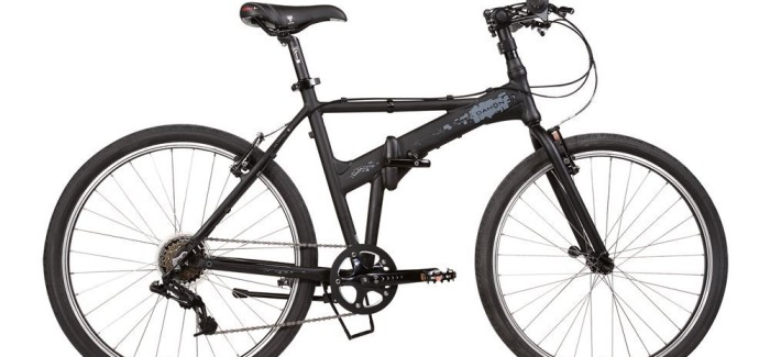Dahon Jack D7 Folding Bike Review
