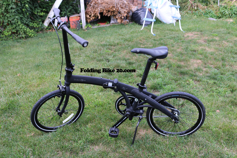 Dahon Mu Uno Folding Bike Review How Simplicity Makes