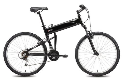 Montague SwissBike X50 Folding Bike Review