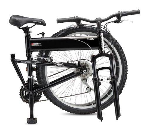Montague Swissbike X50 Folding Bike Review