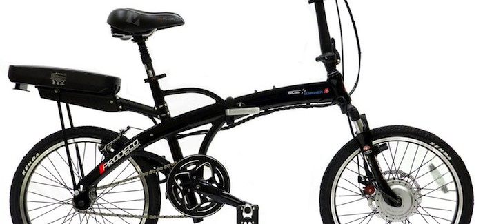 Prodeco V3 Mariner Sport Folding Electric Bicycle Review