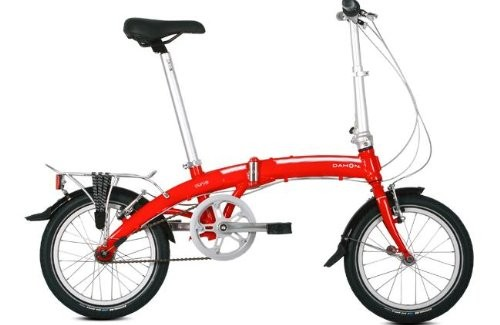 Dahon Curve D3 Folding Bike Review