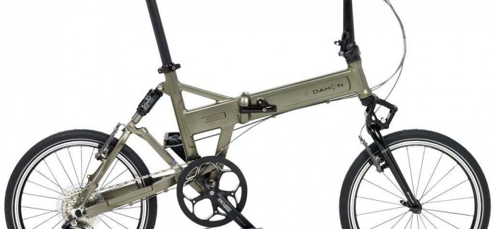 Dahon Jetstream P8 Folding Bike Review