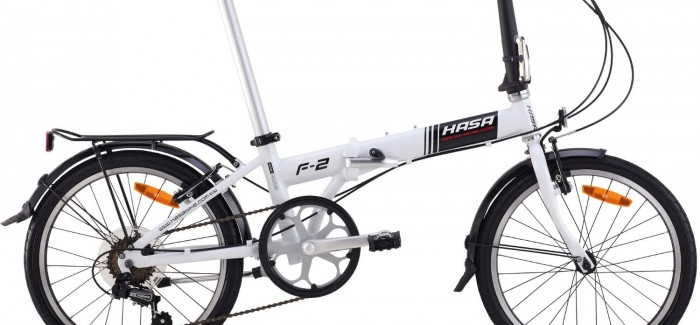 Hasa F2 Sram 6-Speed Folding Bike Review