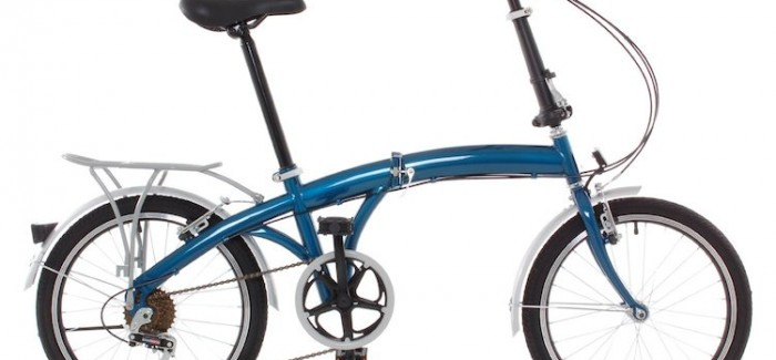 TEMPEST Shimano 6-Speed Folding Bike Review