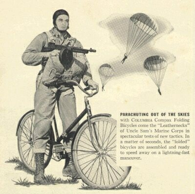 Columbia-Compax-paratrooper-bicycle