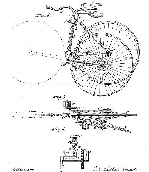 Latta-folding-bike-patent