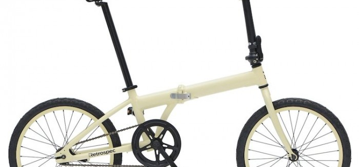 Retrospec Speck Ss Folding Bicycle Review A Single Speed