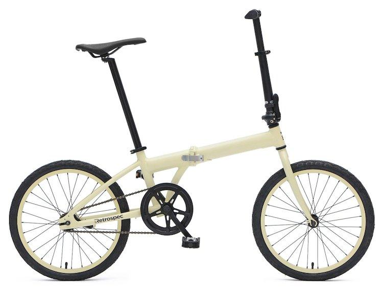 Retrospec Speck SS Folding Bicycle Review