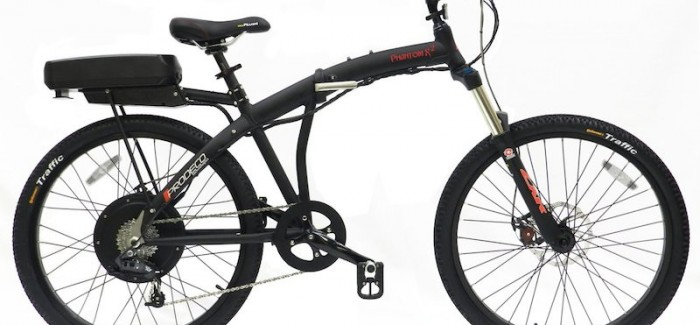 Prodeco V3 Phantom X2 Folding Electric Bicycle Review