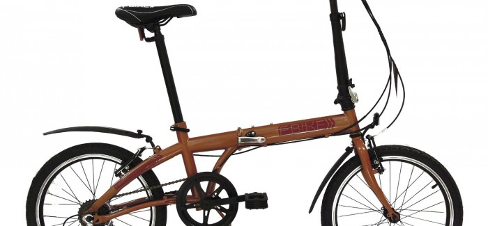 fBIKE Direct 6-Speed Folding Bike Review