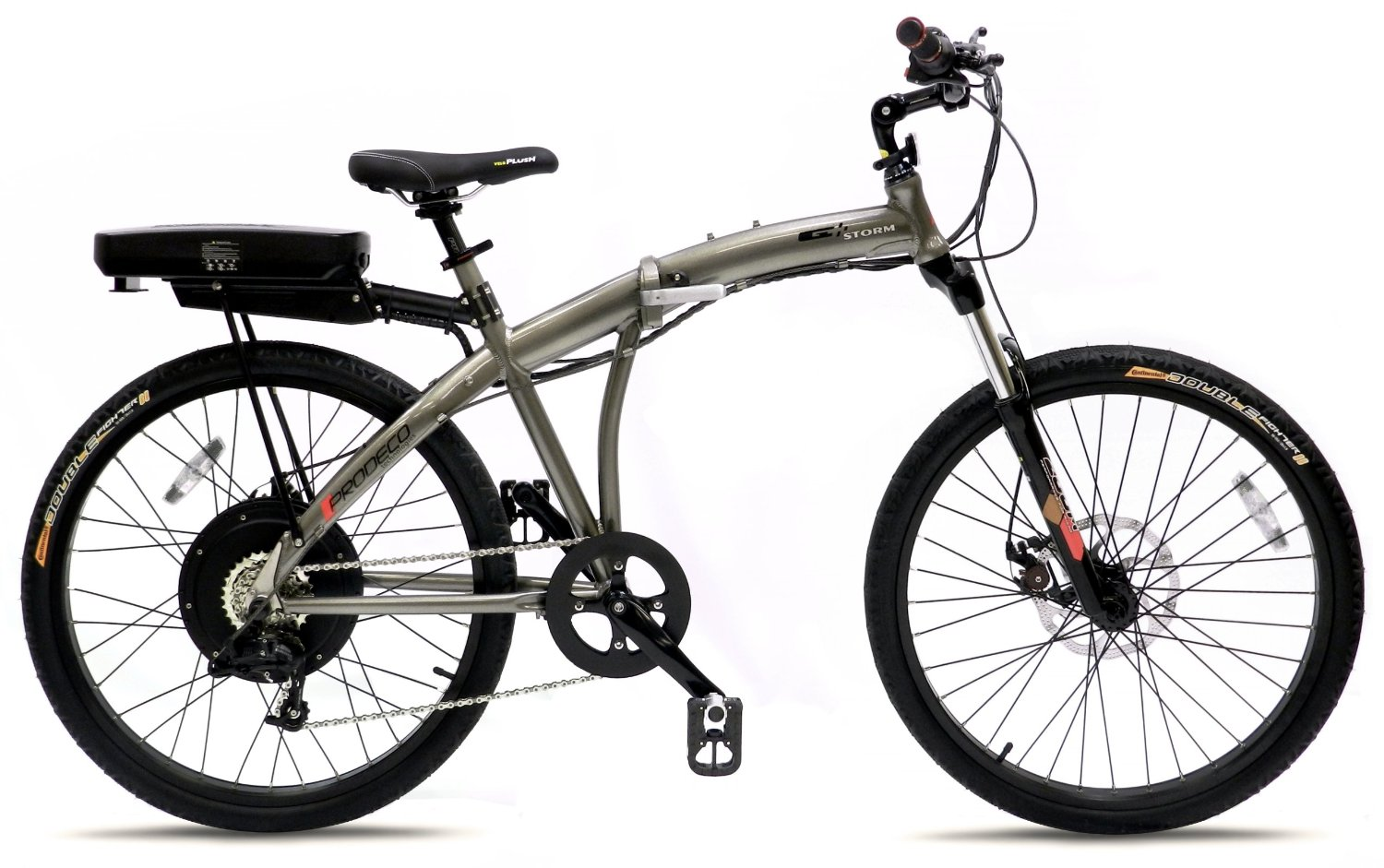 Prodeco V3 Storm 8 Speed Folding Electric Bike Review