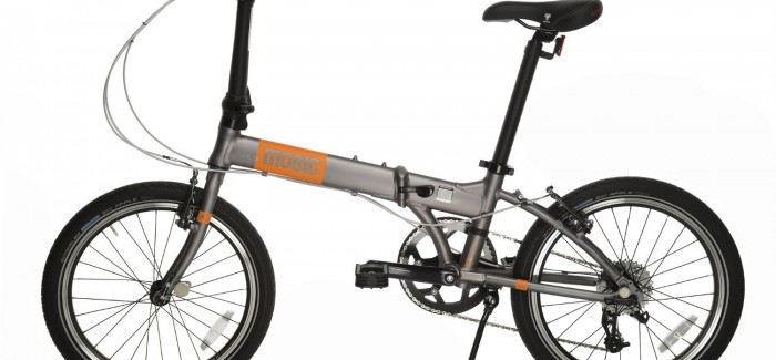 MOBIC Fusion X9 9-Speed Folding Bike Review
