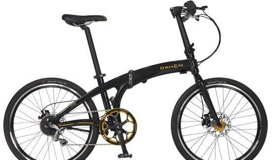 Dahon Ios S9 Black Folding Bike (2014 model) Review