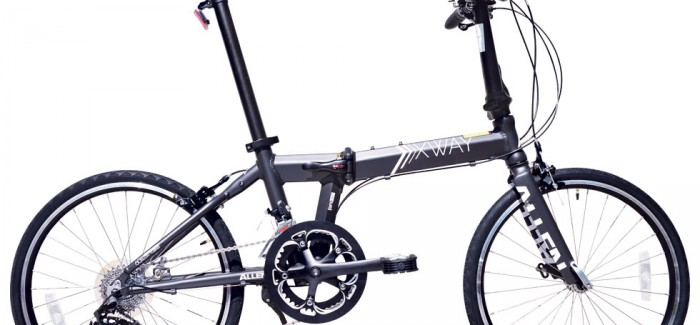 Allen Sports XWay Aluminum 20-Speed Folding Bike Review