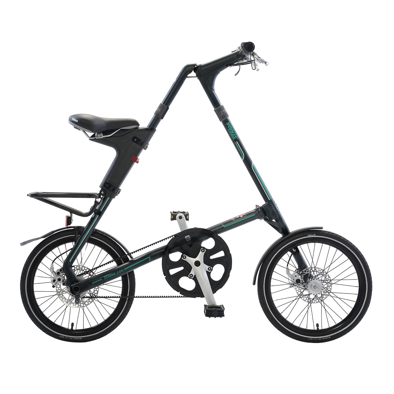Strida folding bike: overview, features and reviews 94