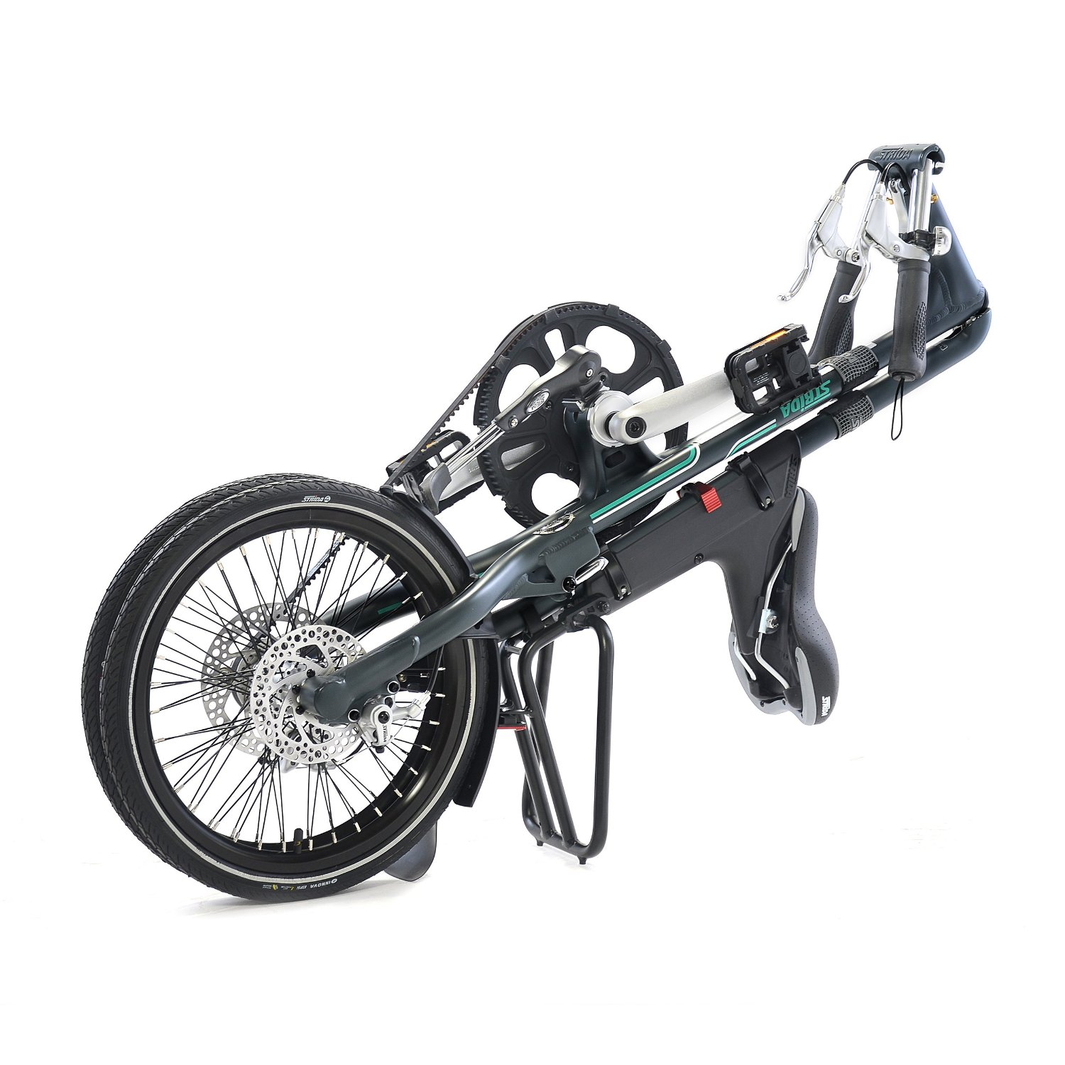 Strida folding bike: overview, features and reviews 17