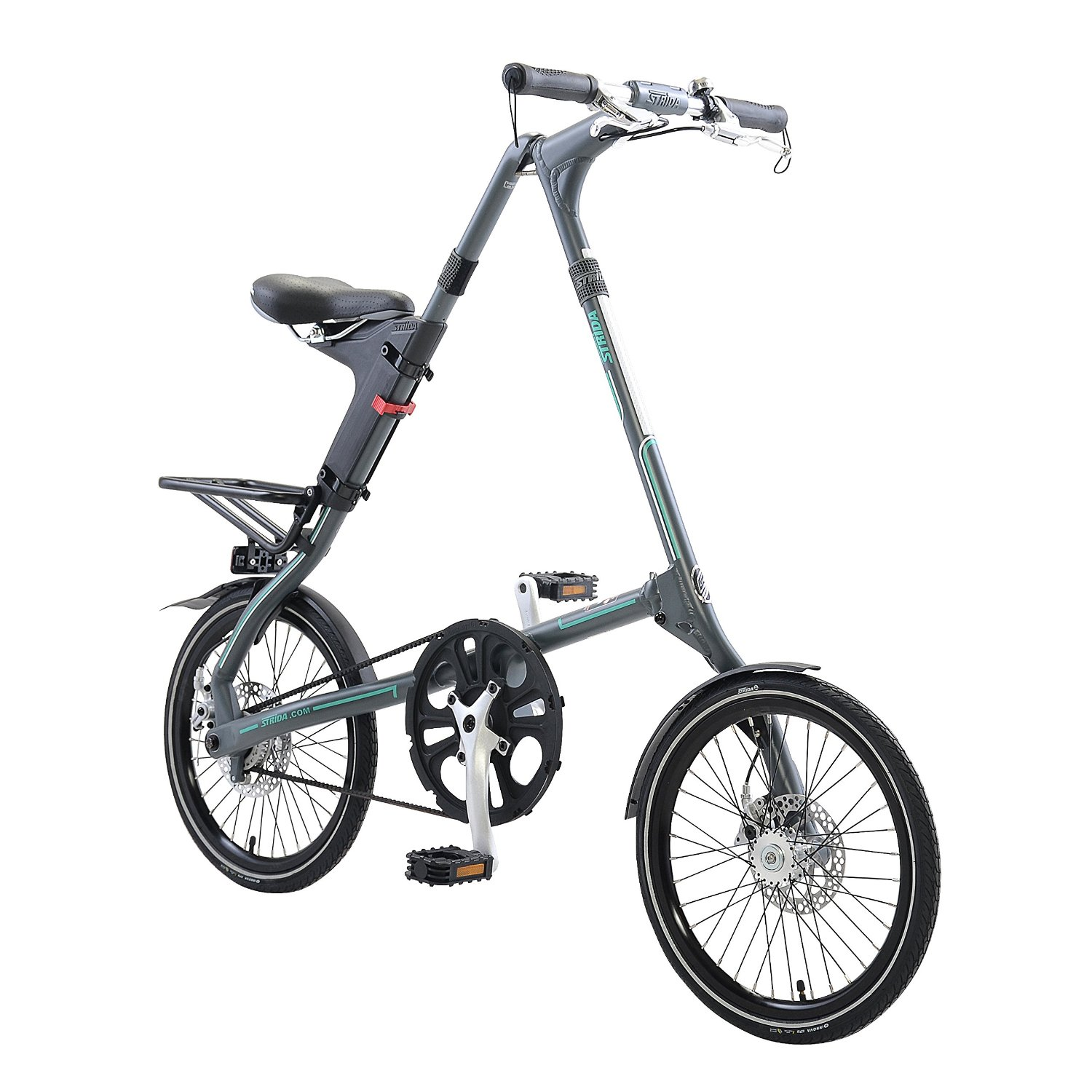 Strida folding bike: overview, features and reviews 95