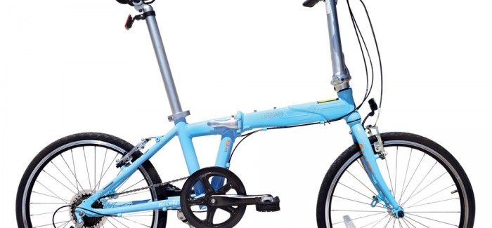 Allen Sports Urban X 7-Speed Folding Bicycle Review