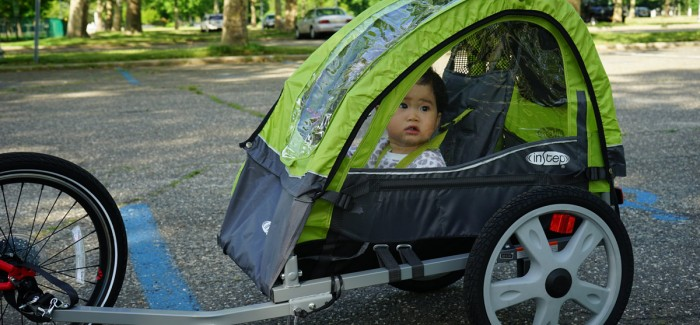 Instep Sync Single Bicycle Trailer Review Safe Way To Carry Your