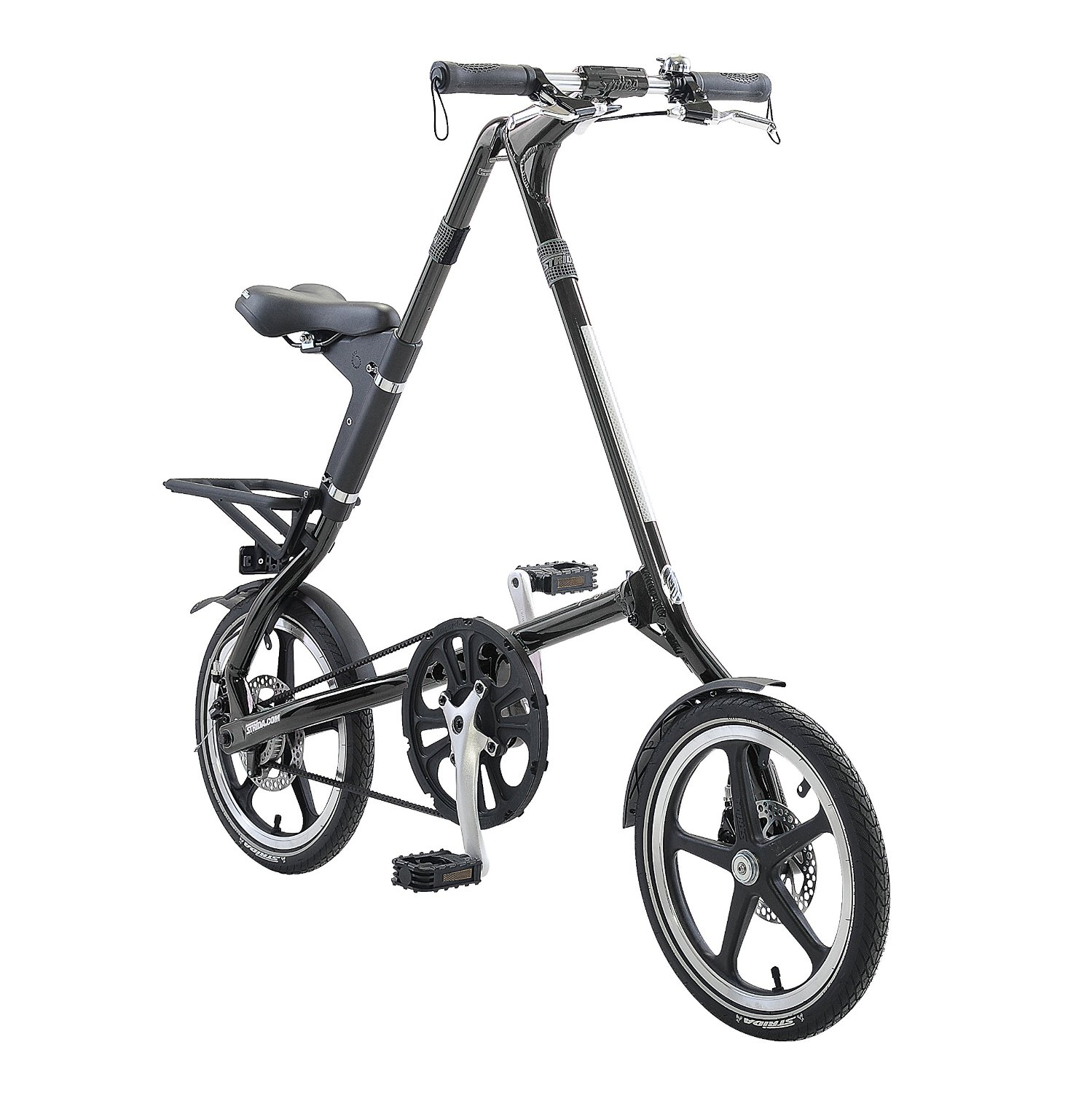 Strida folding bike: overview, features and reviews 33
