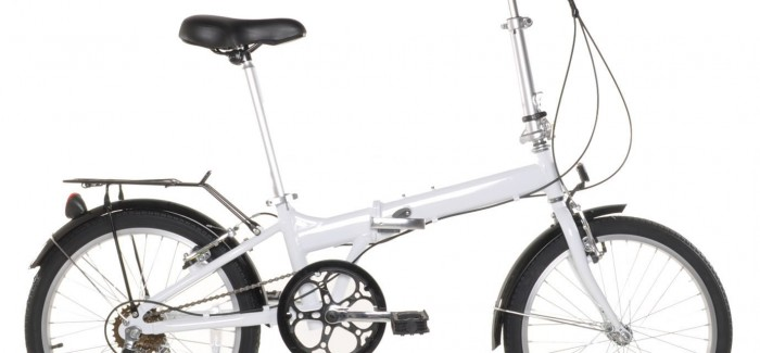 AVANTI 20″ Lightweight Aluminum Folding Bike Review