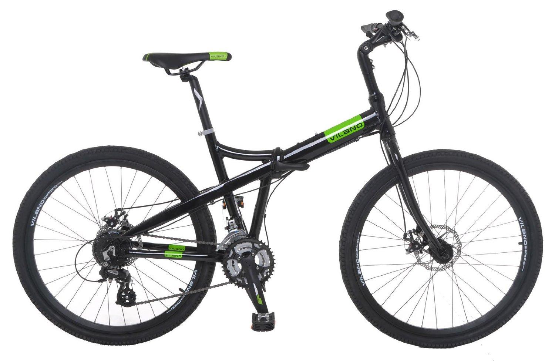 Vilano Midtown 26 Inch Folding Bike Review