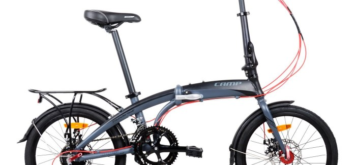 Camp Thunderbolt Folding Bike Review